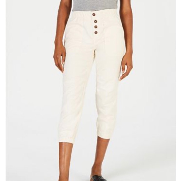 Free People Pants - Free People Cadet Pull-On Joggers Size S